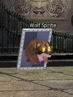 Picture of Wolf Sprite