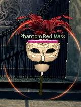 Picture of Phantom Red Mask