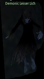Picture of Demonic Lesser Lich