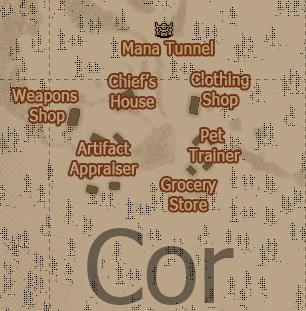 Cor Mabinogi World Wiki