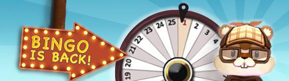 Mabinogi roulette bingo event