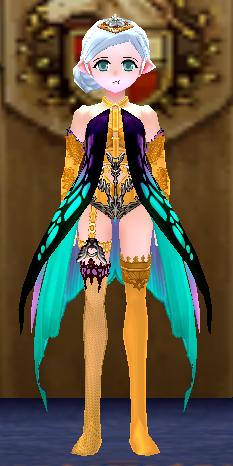 Succubus Queen Full Bodysuit Mabinogi World Wiki