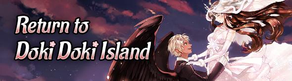 Isla Doki Doki: Guía General Return_to_Doki_Doki_Island_Ad