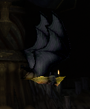 Picture of Black Bat