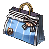 Inventory icon of Tea Party Shopping Bag (F)