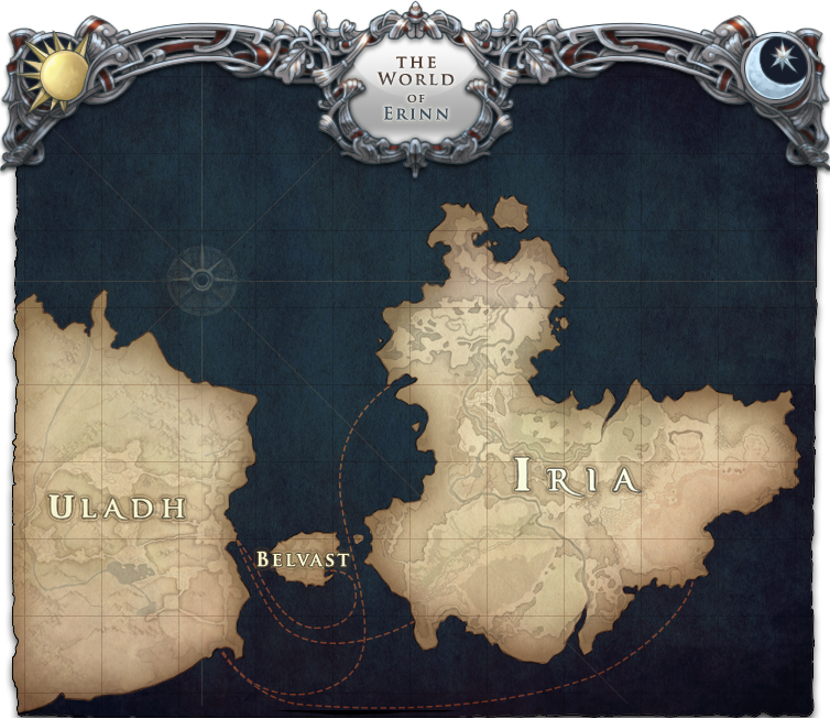 Mabinogi World Map.Category Erinn Mabinogi World Wiki