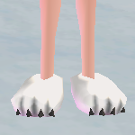 White Tiger Shoes Mabinogi