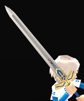 Excalibur (Weapon) Equipped.png