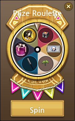 Sorcery quest daily gift roulette