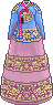 Icon of Royal Robe (F)