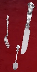 Picture of Silver Tableware