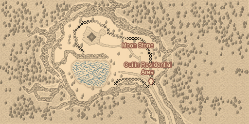 Sliab Cuilin Castle Map