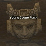 Picture of Young Stone Mask