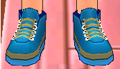 Casual Elementary School Uniform Shoes (F) Equipped Front.png